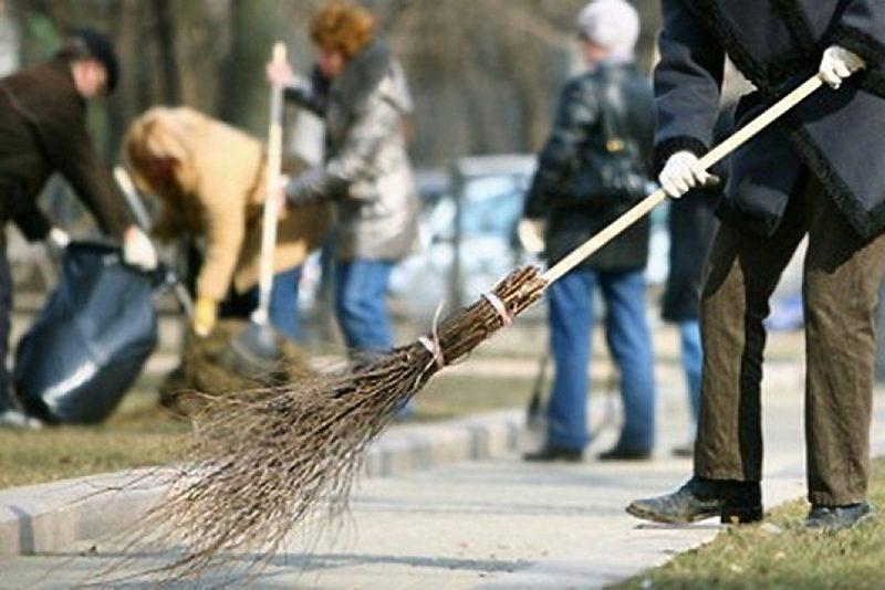 Про організацію громадських робіт та безробітних