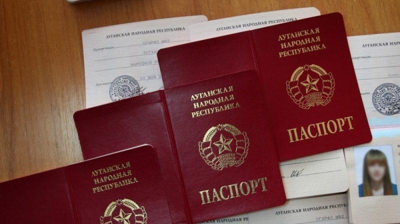 ДНР обіцяють зміни, у тому числі й російські паспорта