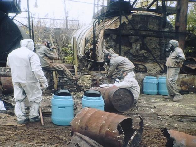 11600 тонн хімічної отрути