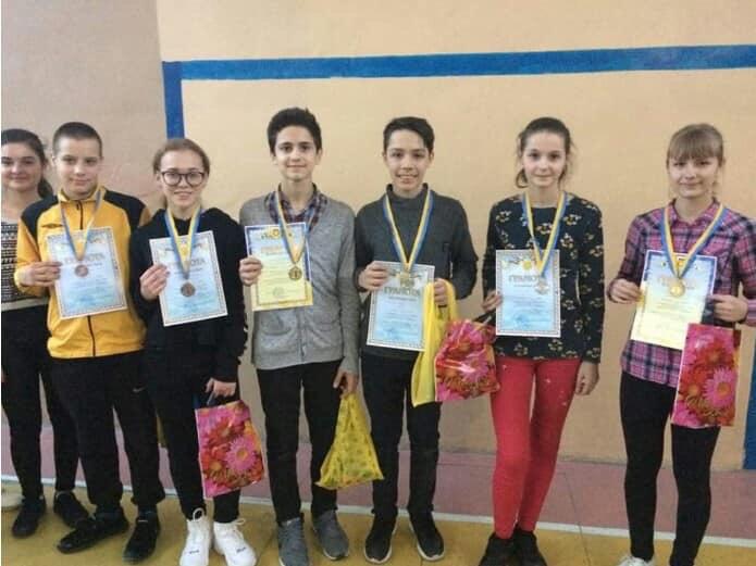 У Костянтинівці пройшли змагання з міні-орієнтування «Лабіринт»