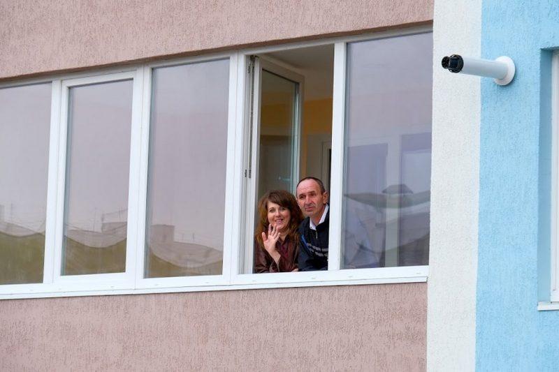 106 родин отримали квартири у новому будинку