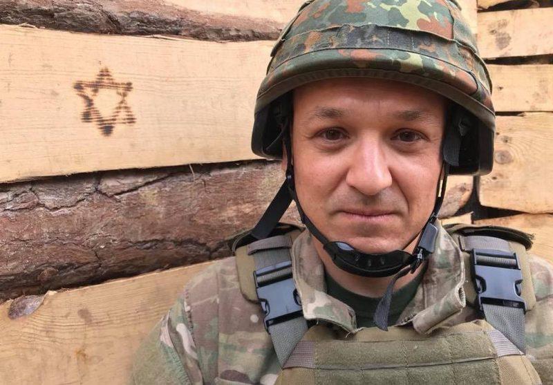 Депутат облради отримав вищу нагороду ООС