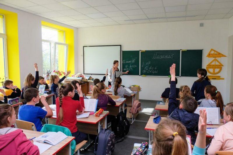 Мета: ефективні опорні школи та професійні училища