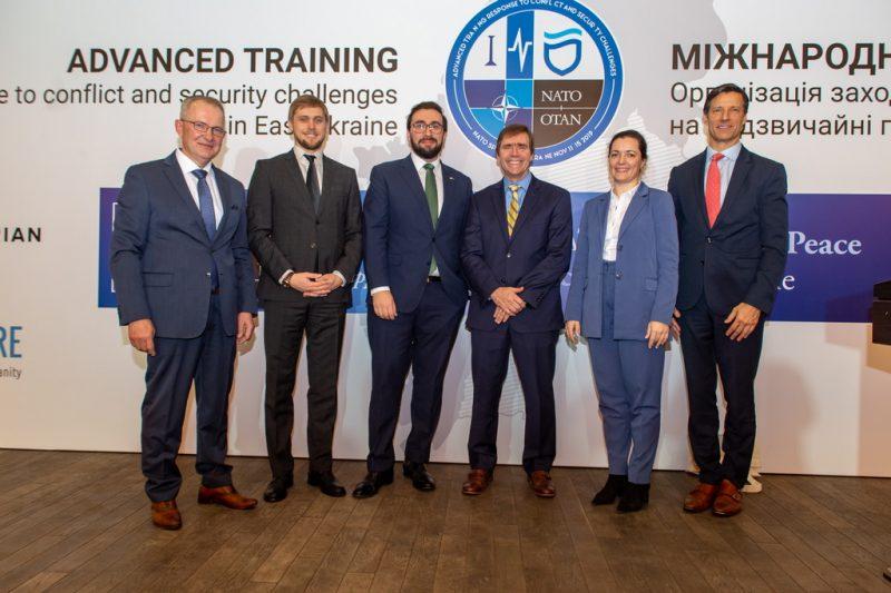 Міжнародна медична конференція за підтримки НАТО