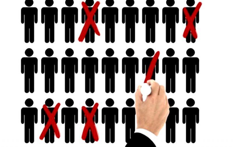 На Донеччині звільнять сотні держслужбовців