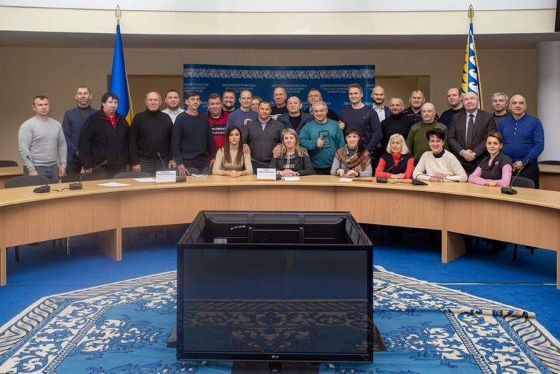 Відбулося перше засідання новоствореної громадської ради