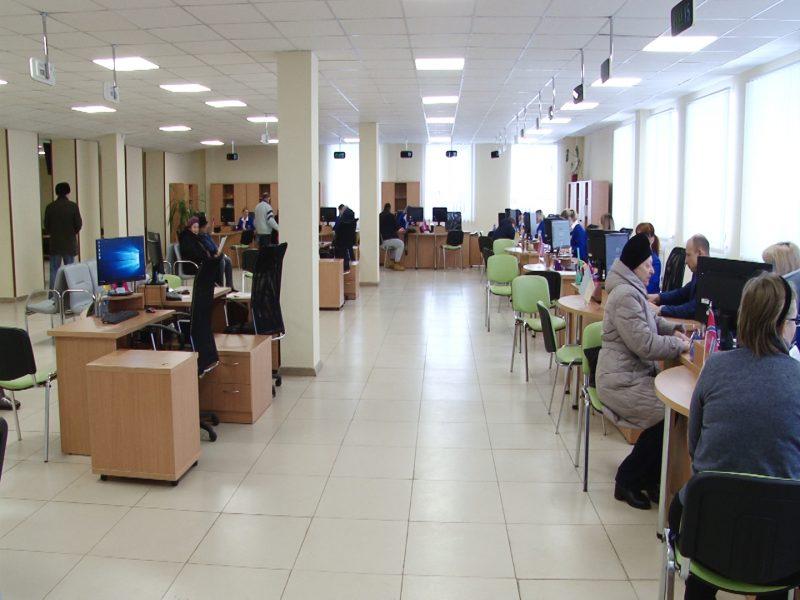 """За пів року роботи """"соціальний офіс"""" в Дружківці видав майже 16 тисяч талонів"""