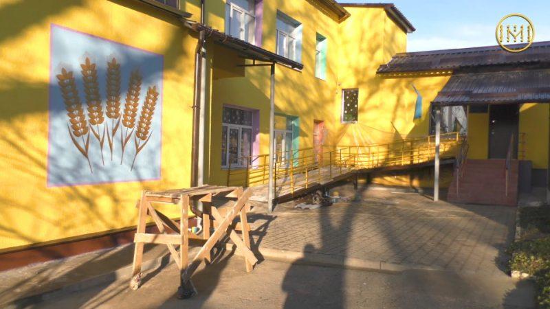 Малечі дитячого Сергіївського садочка «Колосок», що в Андріївській громаді, стало тепліше