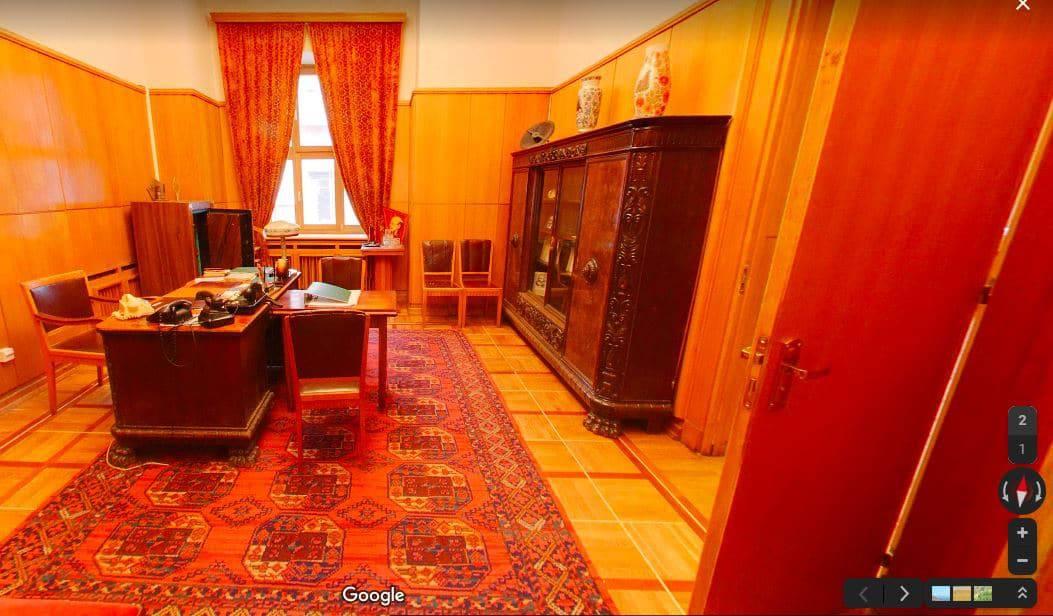 Міні-екскурсія - 3d-тур музеєм історії Уряду - Фото №2