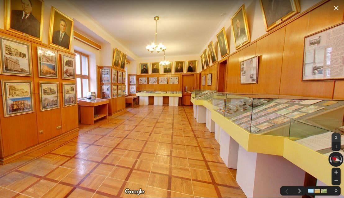 Міні-екскурсія - 3d-тур музеєм історії Уряду - Фото №3