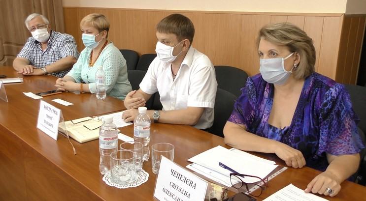 Громадськість Краматорська опікується дистанційним навчанням