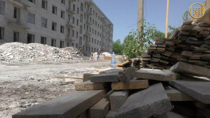 У Слов'янську за 70 мільйонів гривень готують житло для переселенців