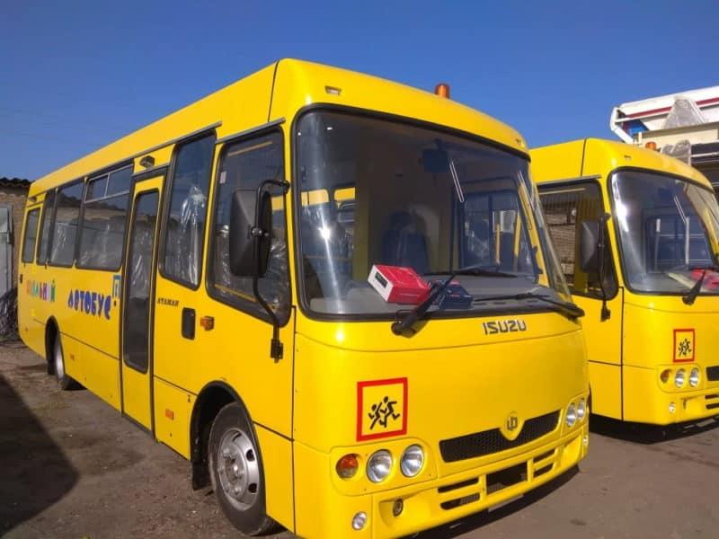 19 навчальних закладів Донеччини придбають автобуси за рахунок освітньої субвенції