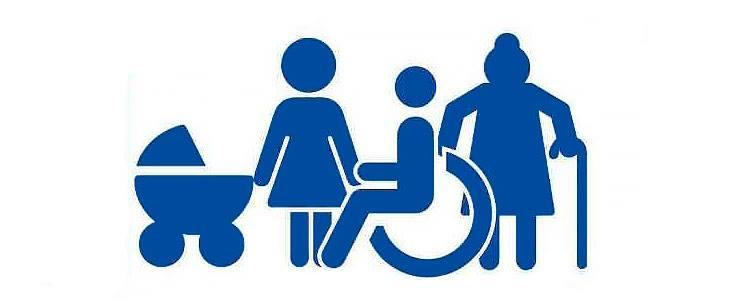 781 виборча дільниця на Донеччині частково доступна для людей з інвалідністю