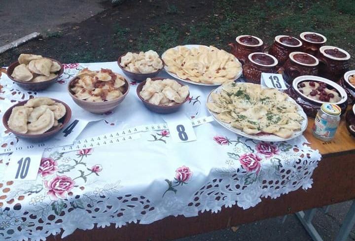 Званівська громада відсвяткувала фестиваль вареників