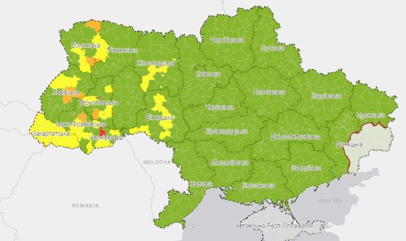 Карантинні зони в Україні: що це таке та як вони діятимуть