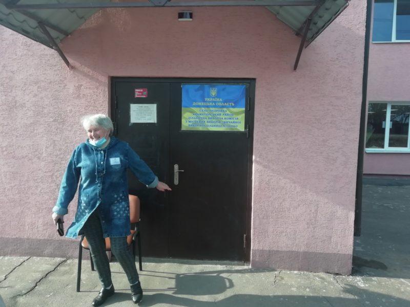 Вибори в сільських громадах Донеччини проходять у штатному режимі