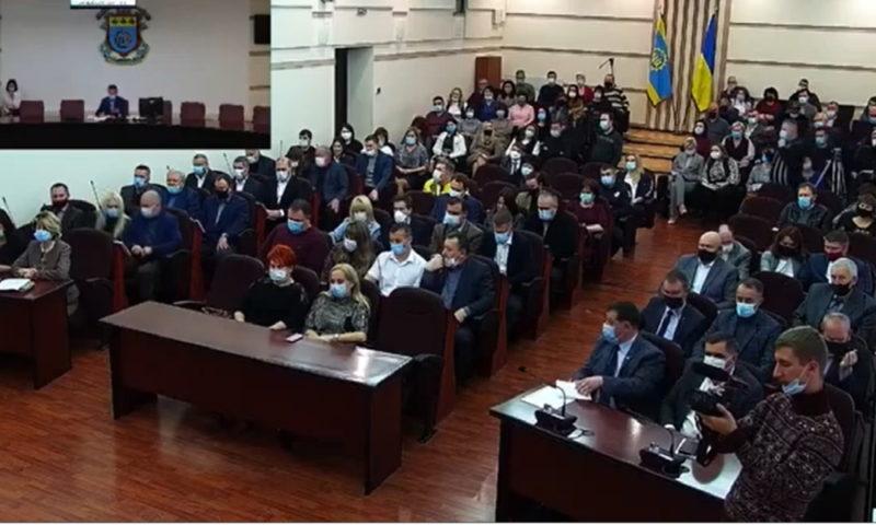 У Краматорську сформовано нові органи місцевого самоврядування