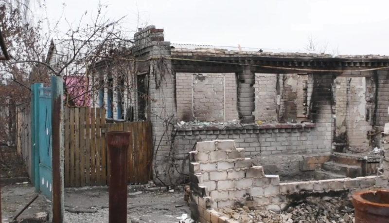 32 населені пункти постраждали від пожеж на Луганщині