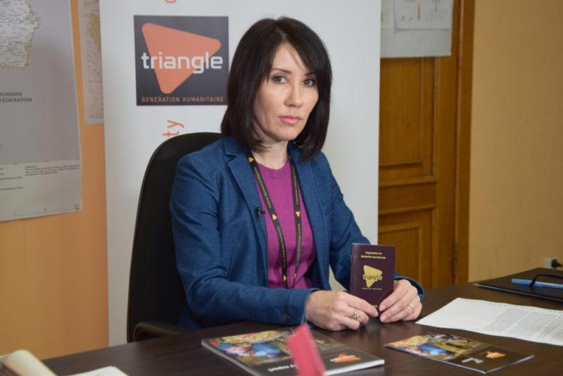 Triangle Generation Humanitaire 5 років в Україні