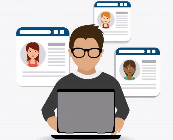 Що можна дізнатись про людину в інтернеті