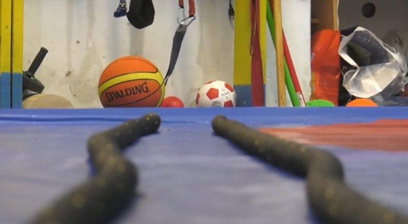 В яких умовах тренуються спортсмени з Рубіжного