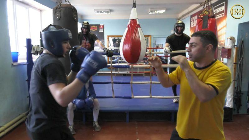 """У Соледарі готують """"якісних"""" боксерів"""