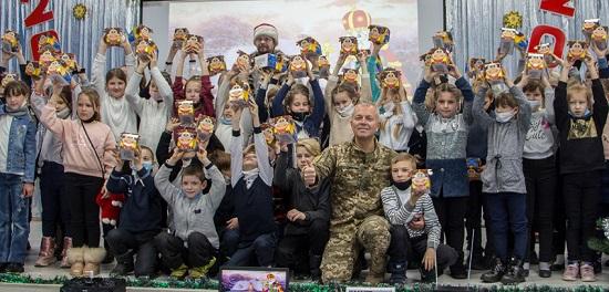 8 травня, 10-00. Прес-конференція присвячена святковій акції «Радість дітям на Великдень» - Фото №1
