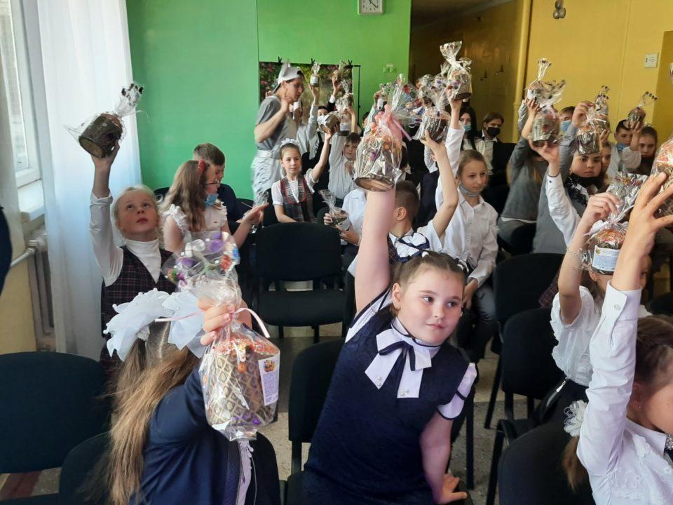 «ARTПЕРЕМИР'Я» знов на Донеччині – дітям подарували радість на Великодні свята - Фото №2