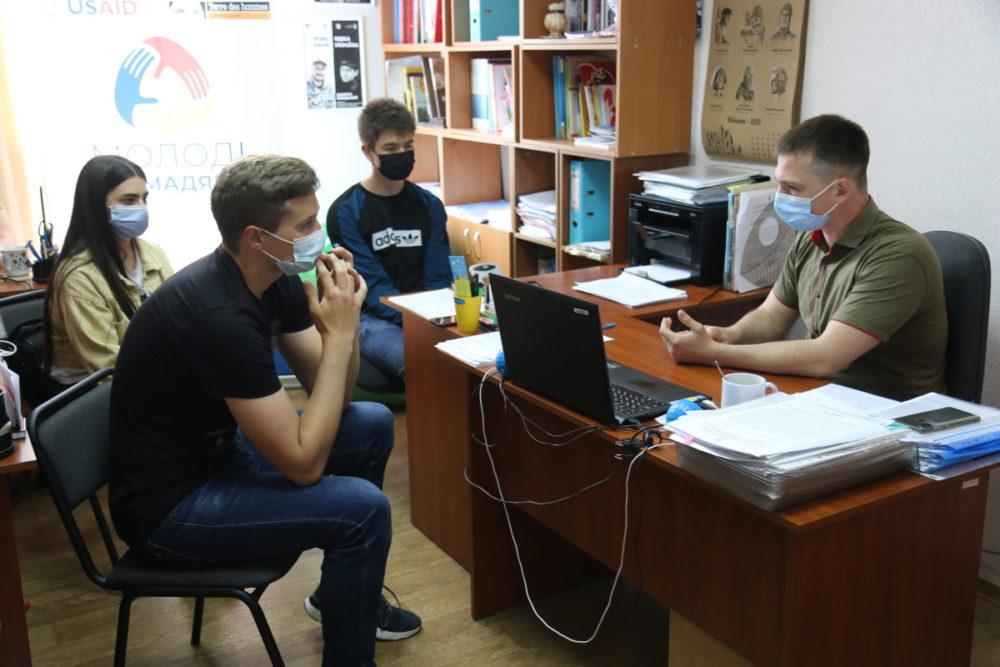 Terre des hommes Україна створила онлайн-платформу, аби молодь на сході України мала змогу брати участь у прийнятті рішень - Фото №3
