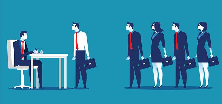 Більше вакансій, менше безробітних – ситуація на ринку праці Донеччини покращується