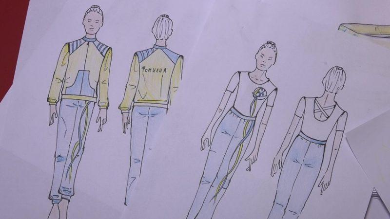 Збірна України з повітряної гімнастики виступатиме на Чемпіонаті світу в костюмах від дизайнерки з Донеччини
