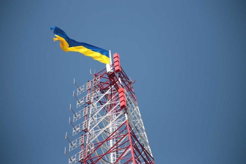 Нова телевежа на Луганщині запустить українське мовлення на окуповану територію - Фото №1