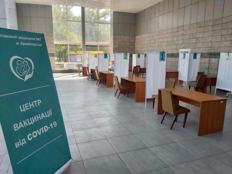 «Ми запізнилися на потяг» – на Донеччині занизькі темпи вакцинації загрожують розповсюдженню COVID-19