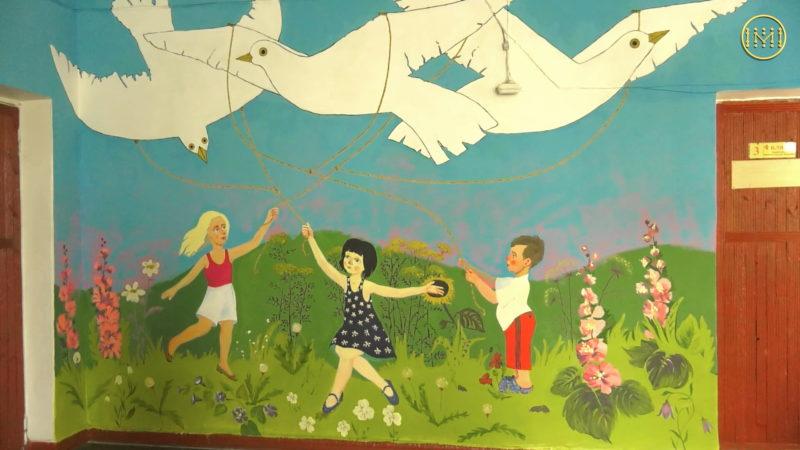 У Миколаївській школі дорослих та дітей навчають мирному врегулюванню конфліктів