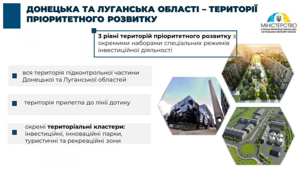 Стратегія розвитку Донеччини та Луганщини – що конкретно заплановано - Фото №2